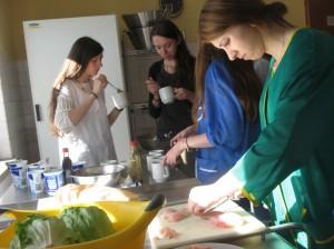 Kulinarne Mosty Europy - Cypr 2014 124