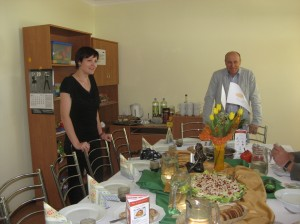 Kulinarne Mosty Europy - Cypr 2014 137