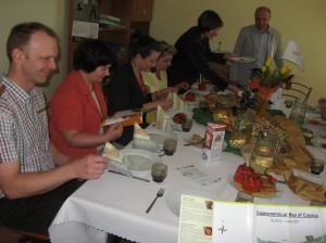 Kulinarne Mosty Europy - Cypr 2014 144