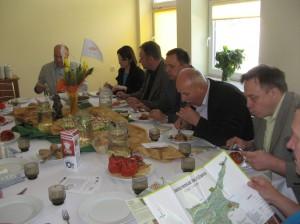 Kulinarne Mosty Europy - Cypr 2014 145